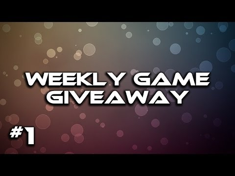 Game Giveaway Week 1 (Closed) + 100 Subs Winners