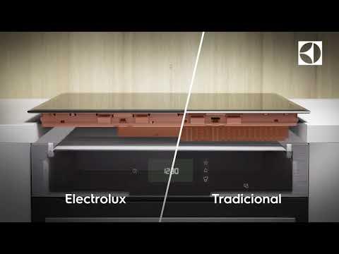 Placas de inducción extraplanas de Electrolux