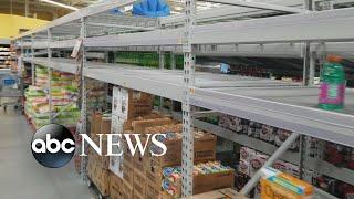 Urgent Hurricane Florence evacuations underway on Carolina coast