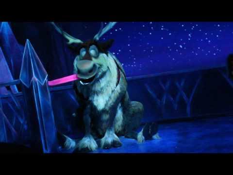 New Frozen Ride at Walt Disney World November 28th, 2016