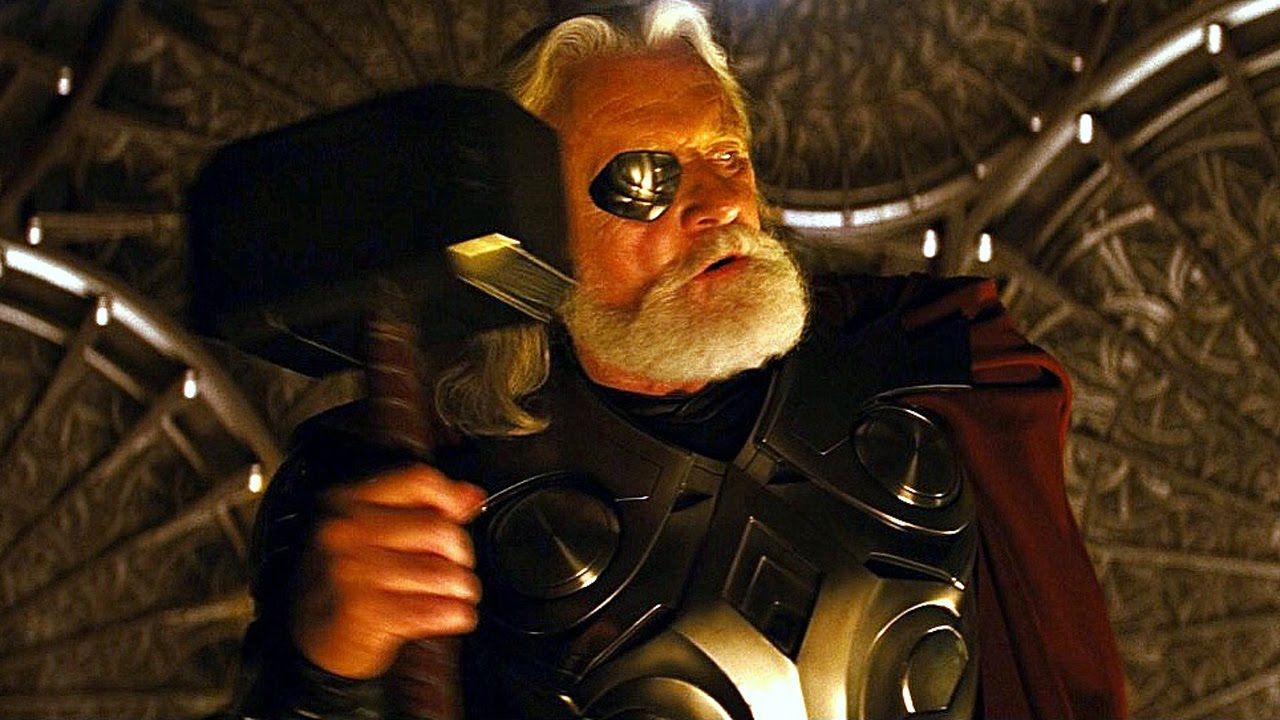 Thor vs Odin - Odin Takes Thor's Power (Scene) Movie CLIP HD