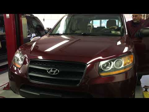 Time Lapse of PA Auto Inspection and Emissions Test