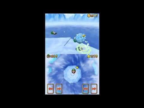 Super Mario 64 DS - Wario Key & Secret Stars