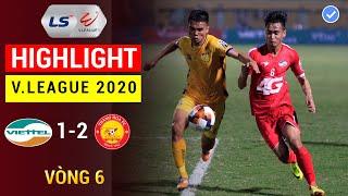 Higlight Viettel 1-2 Thanh Hóa | Vòng 6 Vleague 2020 | Sai Lầm Của Quế Ngọc Hải