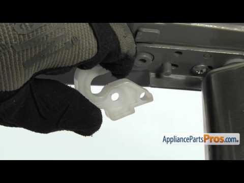 Refrigerator Door Stopper (part #MJB63029902) - How To Replace