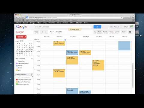 How to: Import an ICS Calendar File to Google Calendar