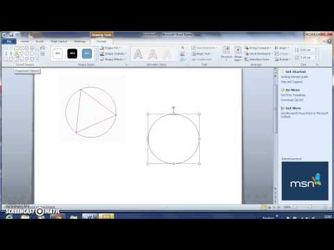 Recreating a Shape in Word