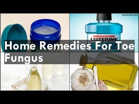 Home Remedies For Toe Fungus