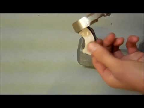 How to Remove Hard Drive Magnets From Their Bracket Very Easily!