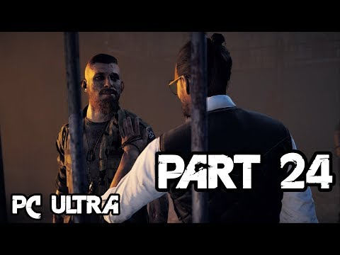 Far Cry 5 Walkthrough Gameplay Part 24 - GET FREE - PC Max Settings (ULTRA)[HARD]