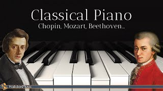 Classical Piano Music: Mozart, Chopin, Beethoven... (Vadim Chaimovich)