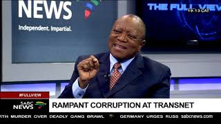 Download Talking rampant corruption at Transnet with Popo Molefe Video