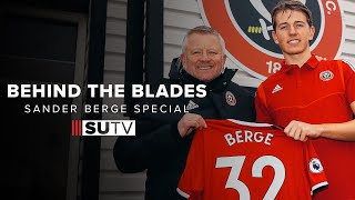 Behind the Blades | Sander Berge signs for Sheffield United | Transfer Deadline Day