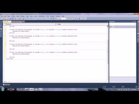 Make Multiple forms in one form - Visual Basic 2010