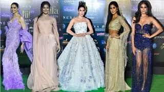 Bollywood Actresses At IFFA Awards 2019 | Katrina, Alia, Sara, Deepika & Others