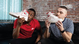 74b535d87b Unboxed: The Jordan 1 'Sail/Red' ft. Yung Filly and Ediz
