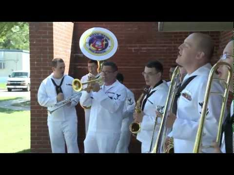 Building Naming Ceremony Honors Late Navy Musician