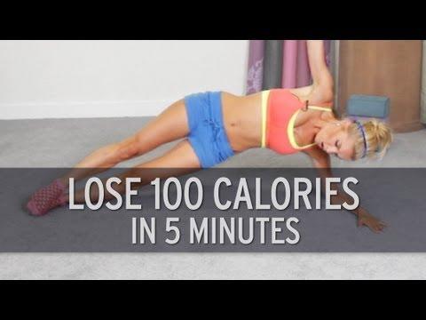 Quick Calorie Burner