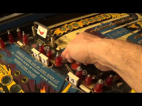 Flight 2000 Pinball Project (Part 3) - Playfield Tear-down