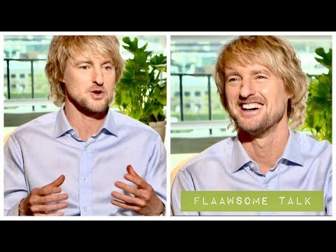 Owen Wilson (WOW) on No Sunscreen And Stealing His Dad's Quotes