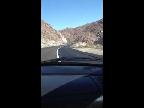 Drive to Phoenix from San Diego