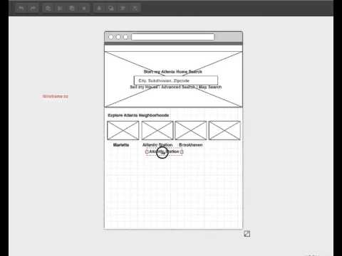 How to make Wireframe design for Real Estate WordPress websites in about 15 minutes- AWESOME!