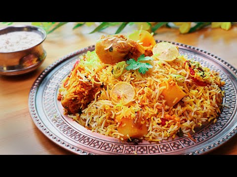 Spicy Bombay Biryani with Homemade Masala by SooperChef