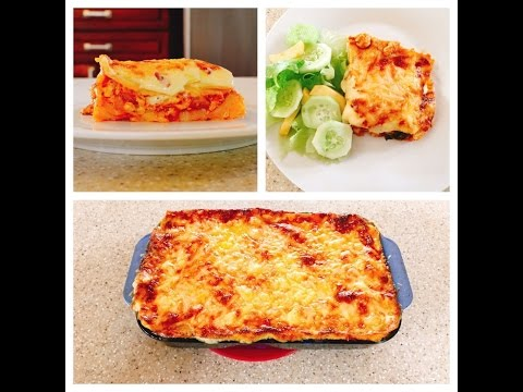 How To Make Delicious Chicken Lasagna (View in HD)
