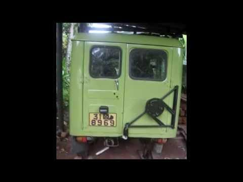 Daihatsu Jeep for sale in Sri lanka - www.ADSking.lk