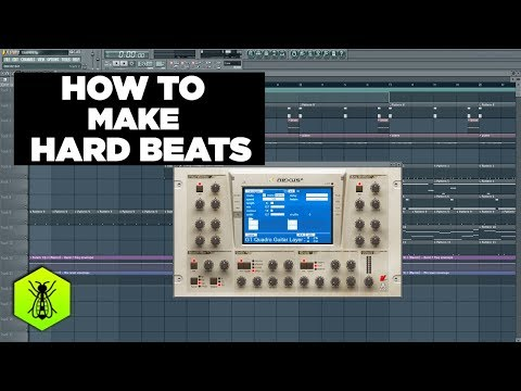FL Studio Tutorial How to Make Hard Trap Beats