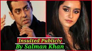 Bollywood Actresses Who Got Insulted by Salman Khan in Public | Deepika Padukone ,  Katrina Kaif