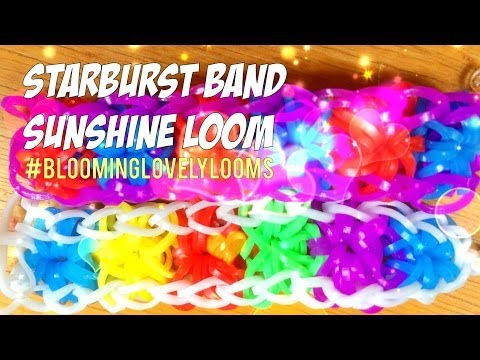 Starburst Band Sunshine Loom