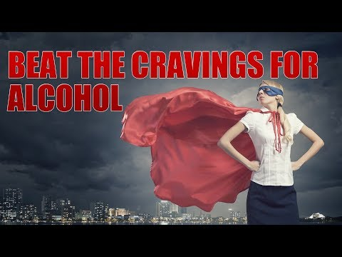 How to beat cravings for alcohol using tapping therapy