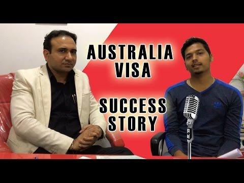 Australia Visa Success - Student Testimonial with Mr. Pardeep Balyan