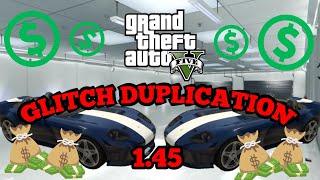 GTA V Online 1 45 PATCHED: SOLO ÉNORME GLITCH DUPLICATION
