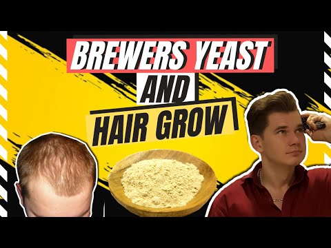 Does brewers yeast work for hair growth?