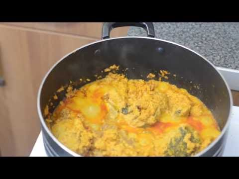 How to cook egusi (Melon) stew by Mure-Prime