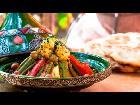 [ENG] Berber Vegetable Tagine / طاجين بالخضر - CookingWithAlia - Episode 442