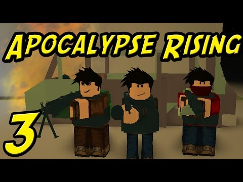 Apocalypse Rising Adventures 2- Ep 3: THAT MEXICAN SONG