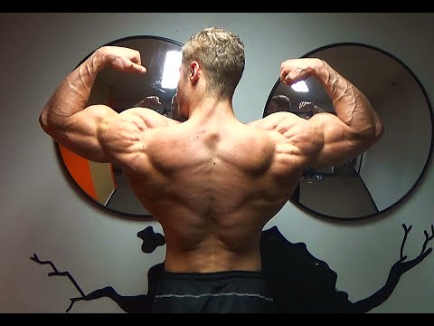 Back THICKNESS Workout | Get A FILLED OUT Christmas Tree Back | Golden Era Bodybuilding