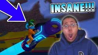 New Train Robbing Volt Bike More Roblox Jailbreak Escaping The Museum With Volt Bike Roblox Jailbreak
