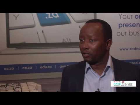 Business Day TV SME Summit: Zadna on domain names for company websites