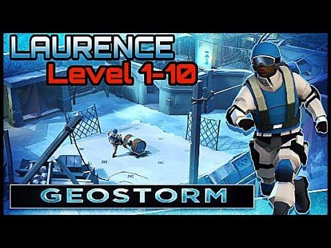 Geostorm - Afghanistan (Laurence) Walkthrough | Level 1-10