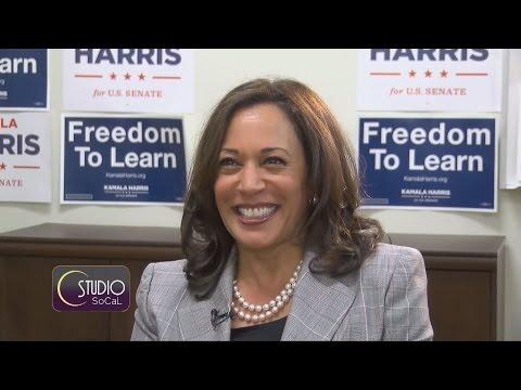 Meet Kamala Harris: Your New U.S. Senator From California