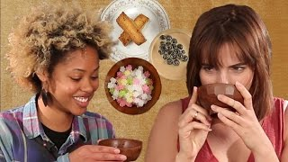 People Try Tea From Around The World