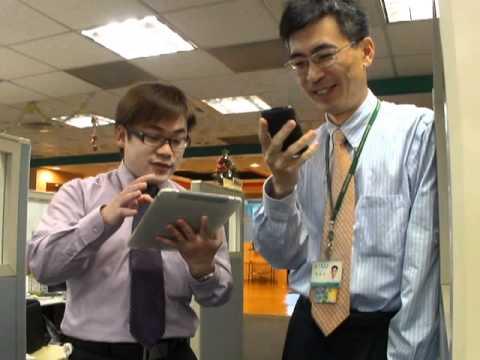 iPad and iPhone conversation (Viber)