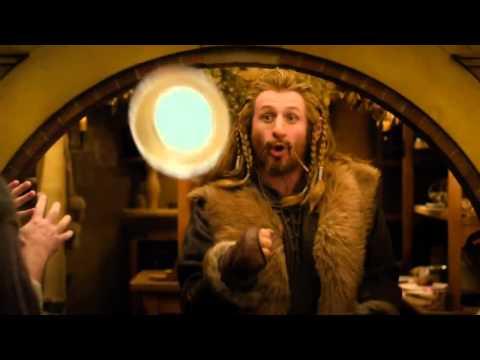 The hobbit - Blunt the knives scene in FULL HD