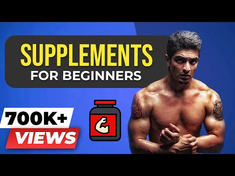 Gym supplements for beginners | Supplements for bodybuilding in India - BeerBiceps Gym Tips