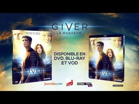 THE GIVER (Le Passeur) - En DVD, Blu-Ray et VOD
