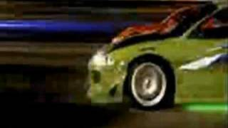 Fast and the Furious- (score) Speed of Light
